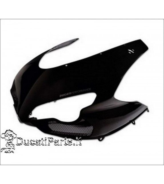 Ducati Performance Carbon Headlight Fairing-Road Version 96981307BA