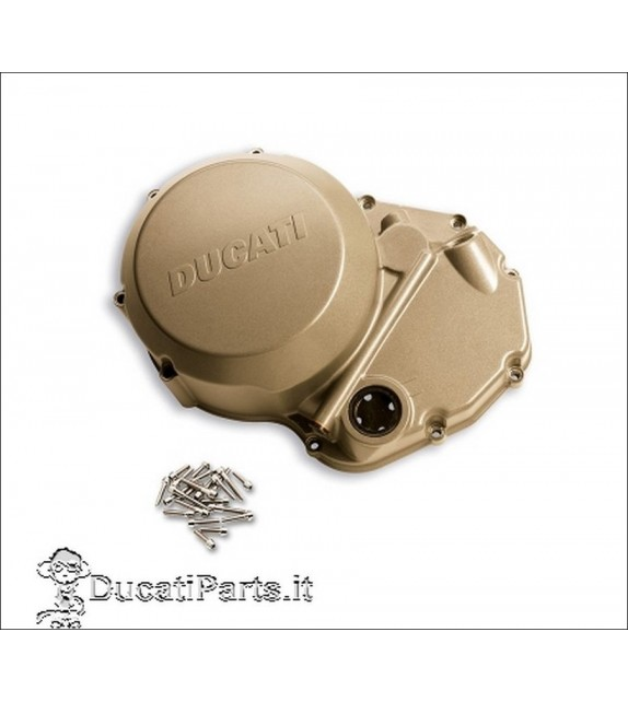 DUCATI PERFORMANCE MAGNESIUM WET CLUTCH SIDE COVER CASE 96853608B