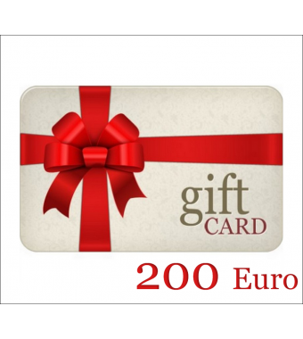 GIFT CARD DucatiParts.it 200 EURO