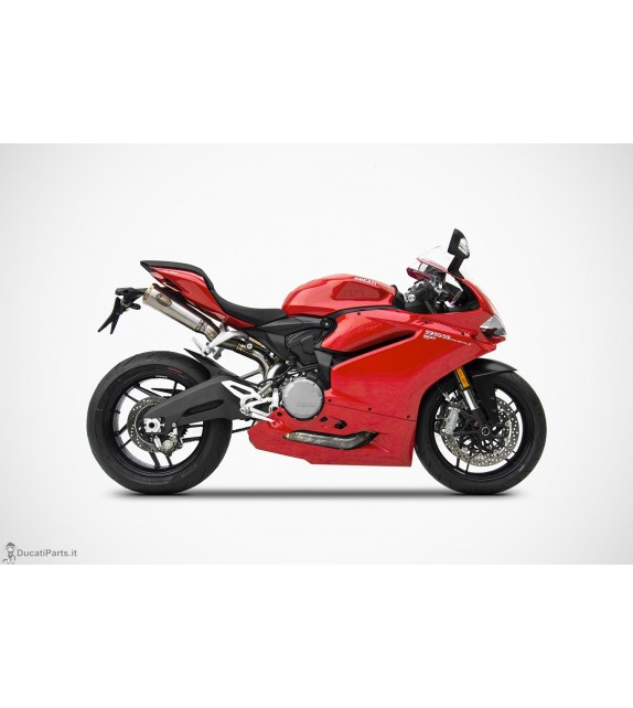 SCARICO 959 PANIGALE FULL KIT -RACING EXHAUST