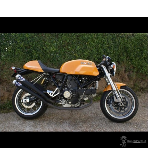 Termignoni Ducati Paul Smart & Sport 1000 Mono Slip-On Exhaust
