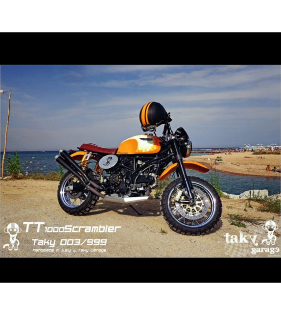 Ducati Scrambler Special TT...