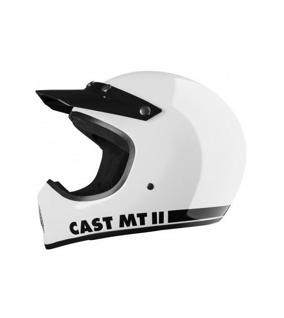 Casco Integrale Cross Scrambler Vintage Cast