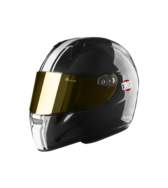 Cast CM5 CARBON RACE CBL Helmet Full Face