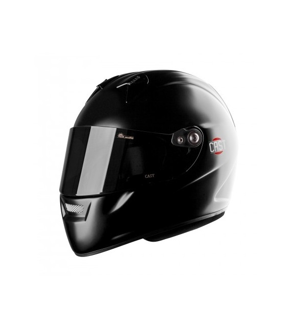 Helmet Full Face  Cast white CM5 RACE 03B