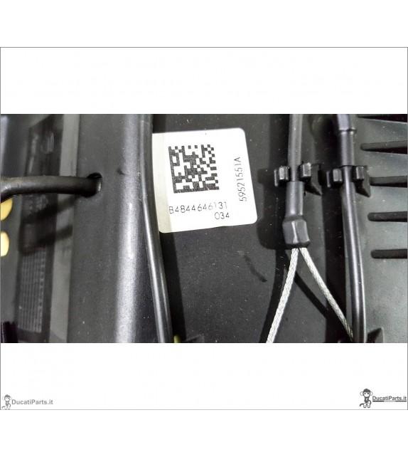 Sella Originale Ducati per Hypermotard 821/939 Cod 59521552A