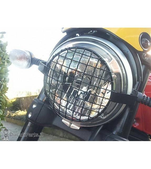 Griglia protettiva faro anteriore SCRAMBLER 2015 TKG